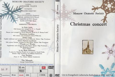 Christmas Songs, Messiah, 2009